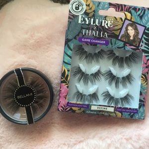 false lashes bundle